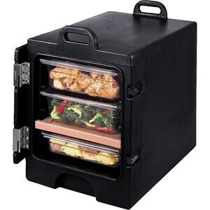 Camcarrier Ultra  Polyethylene Insulated Front Load Food Pan Carrier
