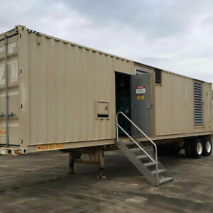 1250kW Surplus Cummins QSK50 Power Module