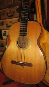 Vintage Original 1961 Martin 00-18G Acoustic Classical Nylon String Guitar OHSC