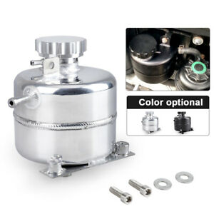 Round Water Radiator Coolant Overflow Expansion Tank for Mini Cooper S R52 R53