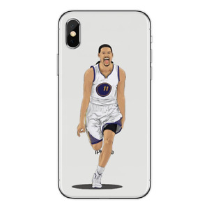 NBA Star Phone Case For iPhone 7P 8 X LeBron Wade Thomptson Harden Westbrook GBP 0.99