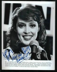 Ronee Blakley - Signed Autograph Movie Still - The Baltimore Bullet