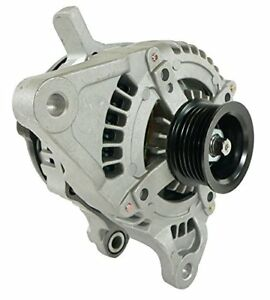 250 Amp High Output Alternator Fits Jeep Grand Cherokee  V8  5.7L  6.1L