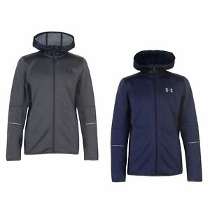 Under Armour Storm Swacket Full Zip Hoody Mens Hoodie Top Sweatshirt Sweater