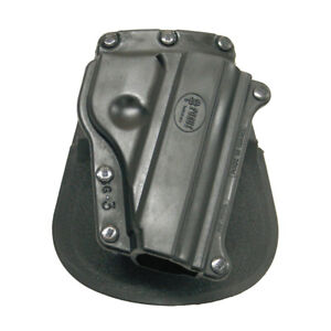 Fobus Standard Paddle Holster Right Hand Sig Sauer  P230/232