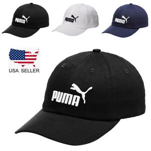 New Adjustable Fit Puma Golf Baseball Cap Embroidered Cat Unisex Women Men Hat