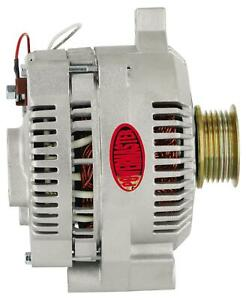 Powermaster 477711 Alternator; Ford 3G; 200 Amp; Large Case; Natural; One Wire
