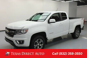 2015 Chevrolet Colorado 4WD Z71 Texas Direct Auto 2015 4WD Z71 Used 3.6L V6 24V Automatic 4WD Pickup Truck Bose