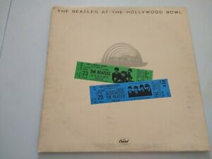 The Beatles At Hollywood Bowl