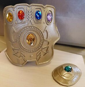 Infinity Gem Stones for Thanos GauntletCosplay End Game Marvel GBP 4.95