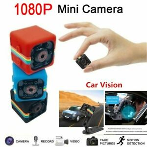 1080P COP CAM Security Camera Motion Detection 32GB Card Night Vision Recorder
