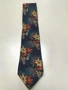 8 Vintage Assorted Men's Designer Ties Beene, Kors, Hilfiger, and more