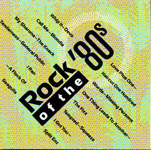 Various Artists : Rock Of The 80s, Vol. 1 CD
