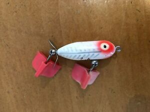 Very Rare Color Vintage Heddon Tiny Torpedo Fishing Lure