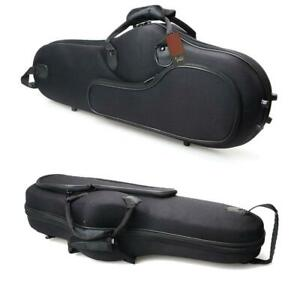 New Protable Durable Cloth Alto Saxophone Sax Case Black Color