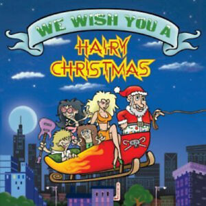 Various Artists : We Wish You a Hairy Christmas CD (2010)