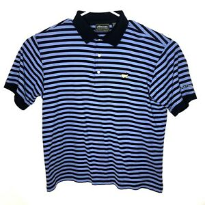 Masters Collection 60's Two Ply Mercerized Pima Cotton Polo Shirt Mens Large G29