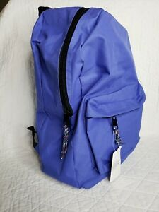 Purple Backpack School Hiking Camping Large $19.78