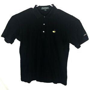 Masters Collection 60's Two Ply Mercerized Pima Cotton Polo Shirt Mens Large G44