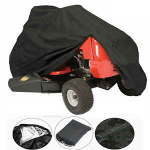 78quot; Waterproof Riding Lawn Mower Tractor Cover Yard Garden Outdoor UV Protector $21.99