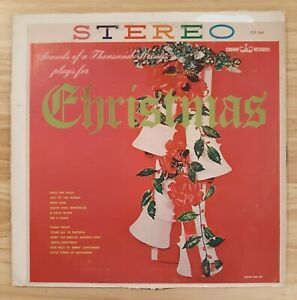 Sounds Of A Thousand Strings Plays For Christmas Crown CLP 5131