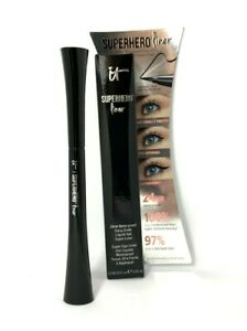 It Cosmetics Superhero Liner ~ Super Black ~ .018 oz BNIB
