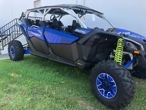 2020 Can-Am Maverick X3 MAX Front and Rear Aluminum Lower door panels  US MADE
