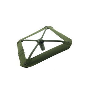 GERMAN ARMY SURPLUS ISSUE G1 CAMOUFLAGE NET POLE SUPPORT MESH SPREADER BOSS