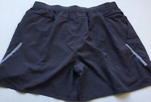 "Nike Men's Flex Stride 5"" Lined Running Shorts AT4000 Gray 015 Size S"