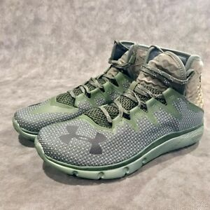 UNDER ARMOUR PROJECT ROCK Delta Men's Shoes Green FREE SHIPPING