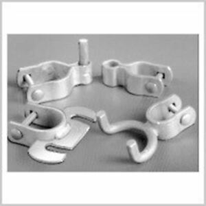 Chain Link Gravity Hinge Sets by DAC Industries, Self Closing in Either Directio