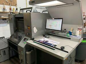 Presstek 52DI 4 Color Press 14x20, 2017. Low Miles. Price reduced