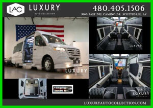 2020 Mercedes-Benz Sprinter Midwest Automotive Designs LUXE Daycruiser Cl NEW 2020 Midwest Automotive Designs LUXE Daycruiser Mercedes Sprinter