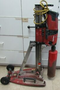 Hilti DD-200 Diamond Core Drill Rig Coring 3-Speed 15A With Stand PICK UP ONLY