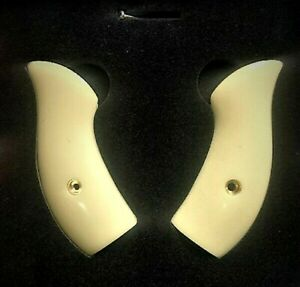 J Frame Grips fits most Smith Wesson S&W Resin Ivory Stunning 38/357 #1 USA