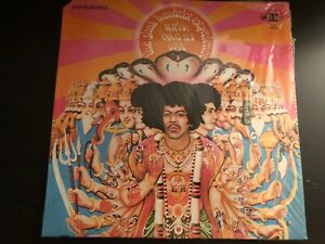 Jimi Hendrix Experience Axis Bold As Love Stereo RS 6281 Sealed ~70's press RARE