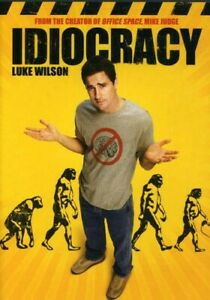 Idiocracy New DVD Ac 3 Dolby Digital Dolby Dubbed Subtitled Wide $7.72
