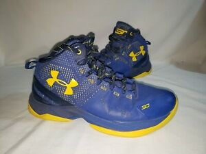 Under Armour Stephen Curry Dub Nation GS Warriors US 7Y Basketball Shoes