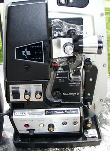 Sears 8mm Projector For Sale