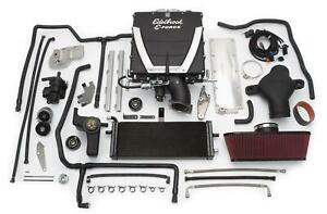 Supercharger System E-Force Competition for Non Dry Sump Models Only Chevy LS3 6