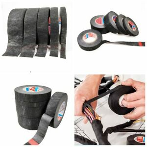 Self Adhesive Fabric Wiring Tape Loom Harness Cloth Tape Protective Wrap Tape