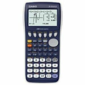 Casio FX-9750G II Graphic Calculator with USB Port Batterybattery