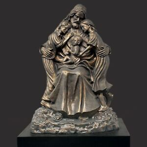 Greatest In The Kingdom Christian Sculpture by Timothy Schmalz (NEW)