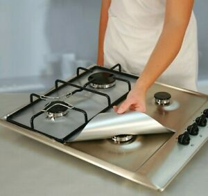 Cooks Innovations Non-Stick Gas Range Burner Protectors – Universal Cut to Fit