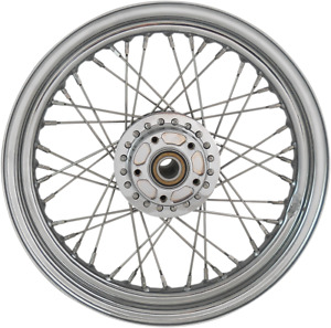 Drag Specialties 0203-0624 Replacement Laced Wheels Front 16x3