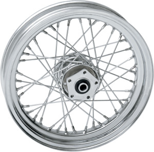Drag Specialties 0203-0408 Replacement Laced Wheels Front 16x3