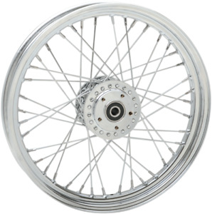 Drag Specialties 0203-0530 Replacement Laced Wheels Front 19x2.15