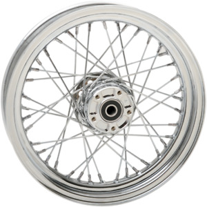 Drag Specialties 0203-0529 Replacement Laced Wheels Front 16x3