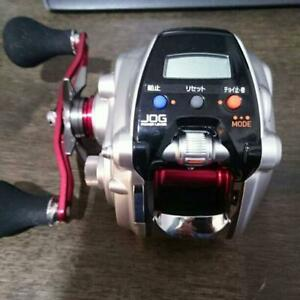 Daiwa Seaborg 150L-DH  Powerful specification strong drag Good Condition