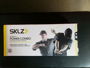 SKLZ Baseball Power Combo BULLET BAND & POWER HANDLE